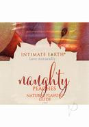 Intimate Earth Natural Flavors Glide Lubricant Naughty...